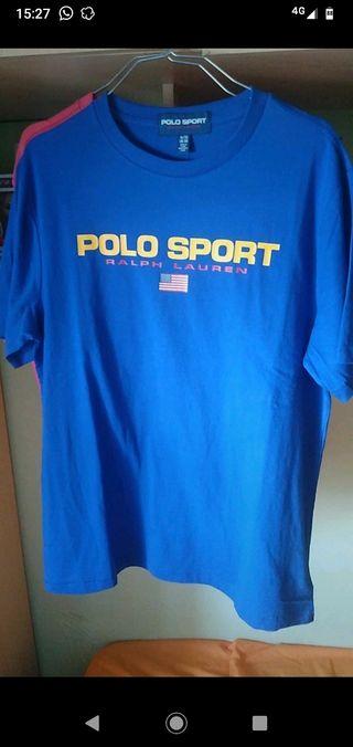 Camiseta Polo Sport M