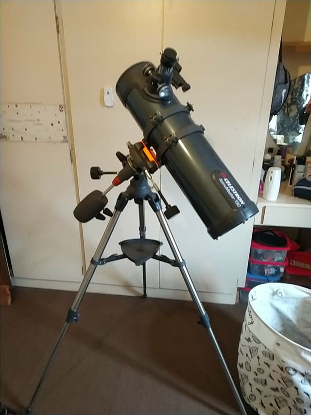 telescope, bought 2 month ago.