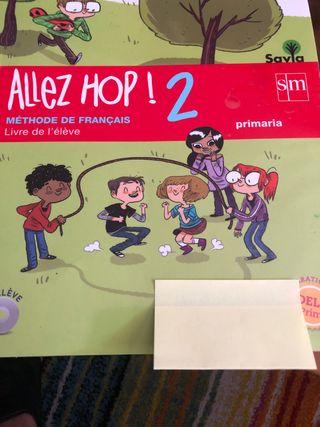 Allez Hop! 2 livre de l'eleve
