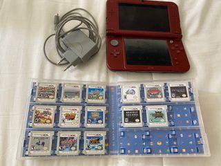 Nintendo 3ds+ 14 juegos