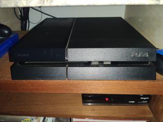 PS4 500GB Buen Estado {URGE}