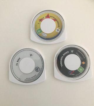 Juegos PSP Pack