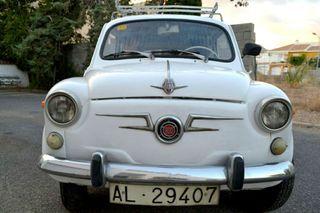 SEAT 600D 1957