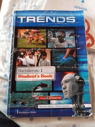 trends s'tudents book 1 bachillerato