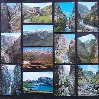 PICOS DE EUROPA 41 POSTALES AÑOS 60-70