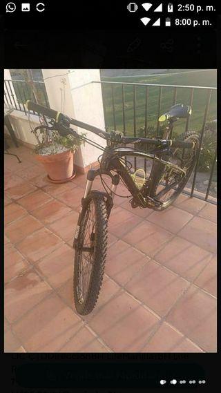 """bicicleta MTB BH 27,5"""" cuadro carbono"""