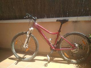 Bicicleta Trek talla S