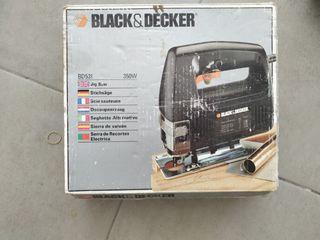BLACK & DECKER SIERRA DE CALAR