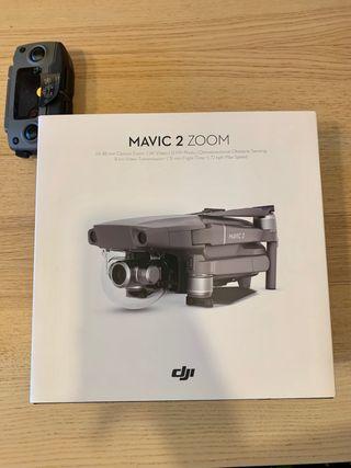 Dron DJI mavic 2 zoom en garantia + extras