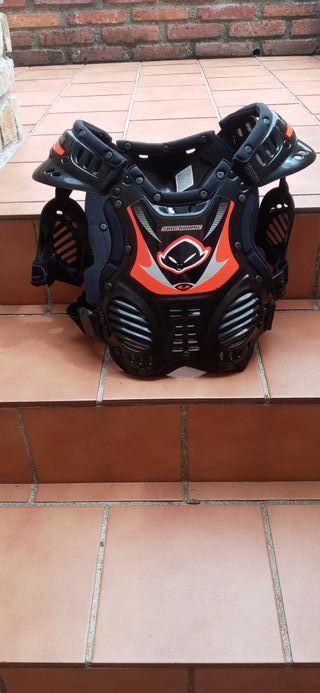 Peto niño motocross