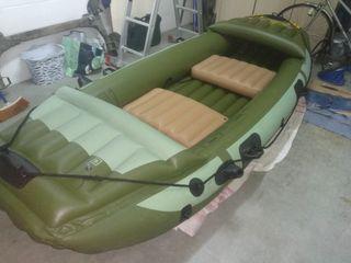 Barca para lago o playa