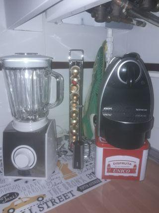 pack batidora de vaso y cafetera