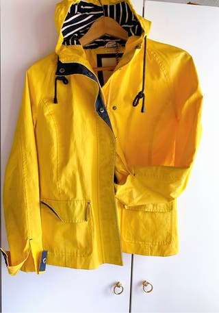 Impermeable Amarillo Tommy Hilfiger