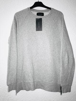 Sudadera Zara moderna