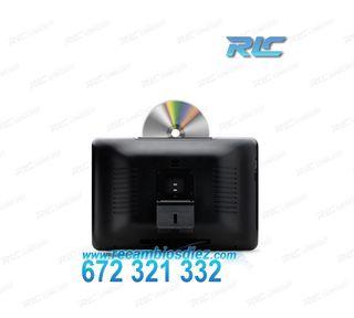 """PANTALLA REPOSACABEZAS DE 11,6"""" TÁCTIL HDMI USB SD"""