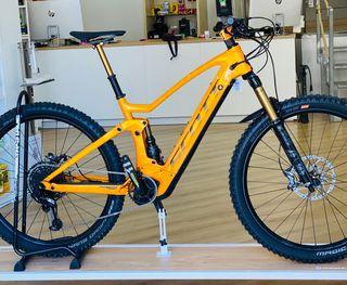 Bicicleta Electrica Scott E-Genius 900 Tuned