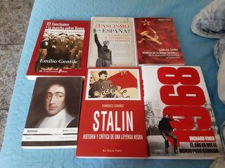 Libros de historia