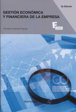 Gestión económica y financiera de la empresa