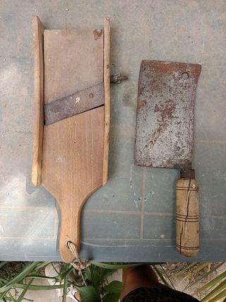 herramientas antiguas