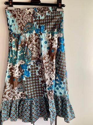 Vestido Vintage de Santa Mónica