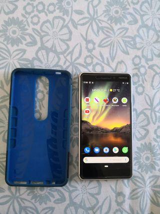 Nokia 6.1 Android en perfecto estado