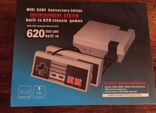Consola 620 juegos nueva