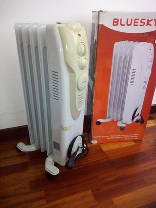 radiador de aceite de 1000W