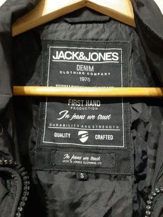 cazadora fina de verano JACK&JONES
