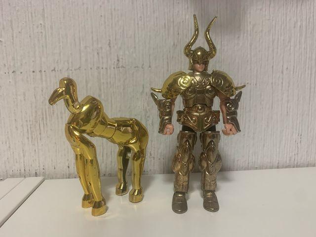 Shura capricornio santo de oro caballeros