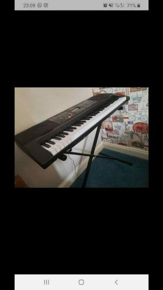 keyboard + stand