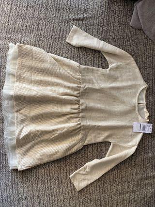 Vestido Niña Mango talla 6-7años 122cm