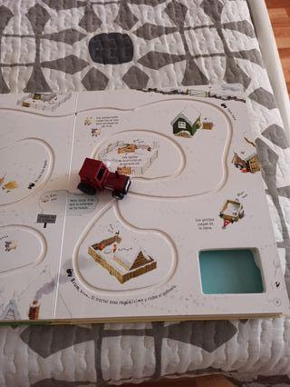 Libro dinámico para niños pequeños