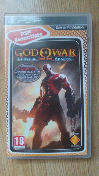 Juego de God of War
