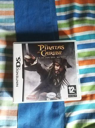 Piratas del Caribe en el fin del mundo (Nintendo)