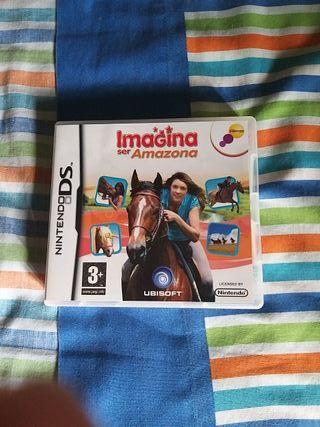 Imagina ser Amazona (Nintendo DS)