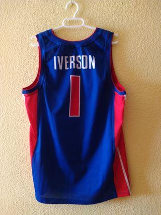 NBA Detroit Pistons Jersey