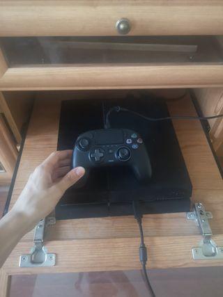 Playstation 4 con mando nacon revolution pro 3 y +