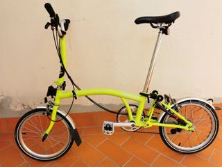 Brompton M6L impecable