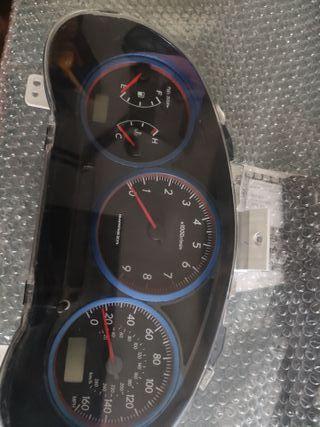 Cuadro Subaru impreza WRx