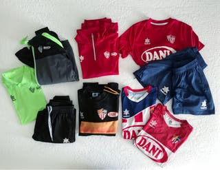 Pack ropa equipación Club fútbol Vilassar de Mar