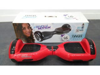 Hoverboard iwat i6 Rojo