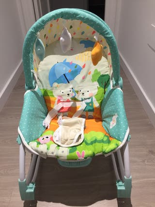 Columpio/ Hamaca bebé