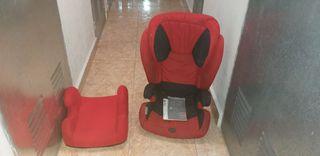 silla ROMER para el coche con isofix