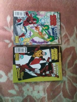 Comics Marvel two-in-one