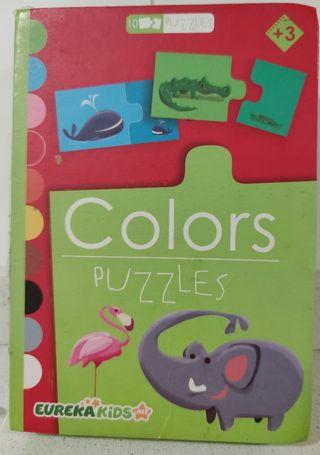 Puzzle Infantil. Juego.