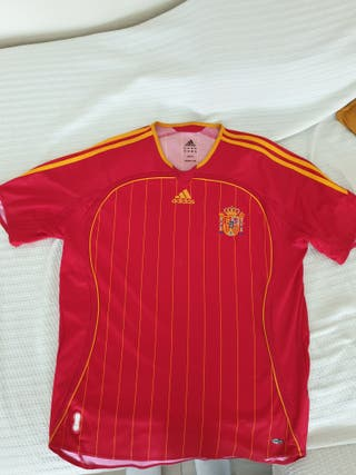 Camiseta Selección Española 2006/07