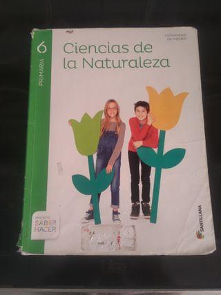 Ciencias naturales 6