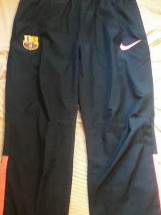 Chandal del F.C. Barcelona