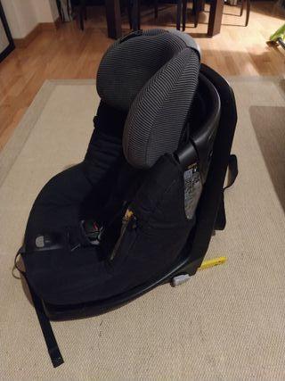 Silla coche bebe niño Axissfix Plus de Bebeconfort