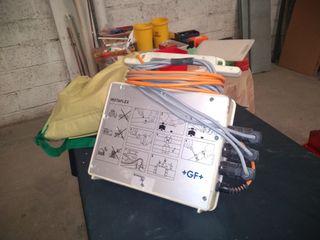 Maquina Electrosoldable